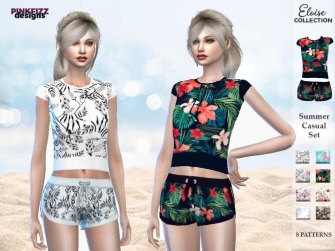 Eloise Summer Set by Pinkfizzzzz