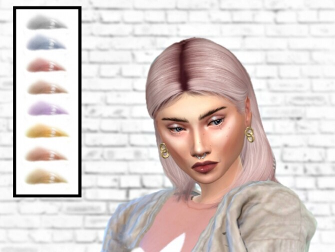 Glossy Shadow By Madzys At Tsr 187 Sims 4 Updates