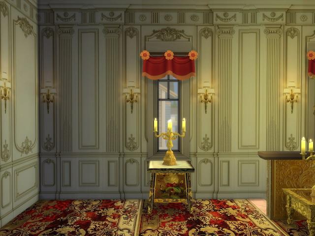 Sims 4 Wall, Flooring & End Table at Anna Quinn Stories