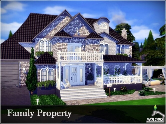 Family Property No CC by nobody1392