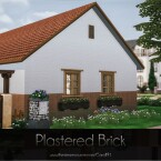 Plastered Brick Created by Caroll91