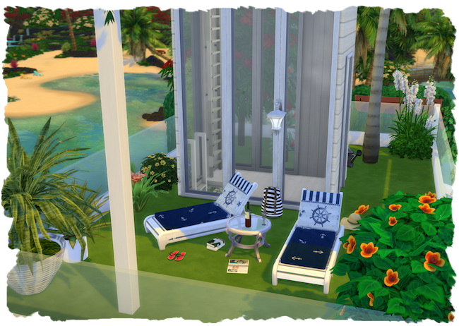 Natural pier home by Chalipo at All 4 Sims image 11115 Sims 4 Updates