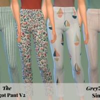 Margot Pant V2 by greyzonesims