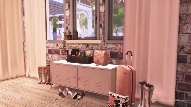 Influencer Studio Home at SoulSisterSims image 113 670x377 Sims 4 Updates