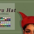 Zuwu Hat by EvellSims