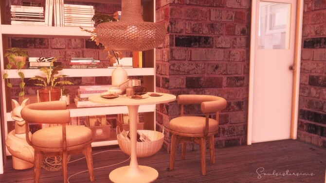 Influencer Studio Home at SoulSisterSims image 114 670x377 Sims 4 Updates