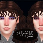 D Eyeshadow V4 by Reevaly