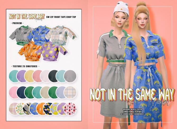 Not In The Same Way Set at NEWEN image 11614 670x490 Sims 4 Updates