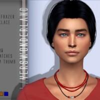Chloe Frazer Necklace by PlayersWonderland
