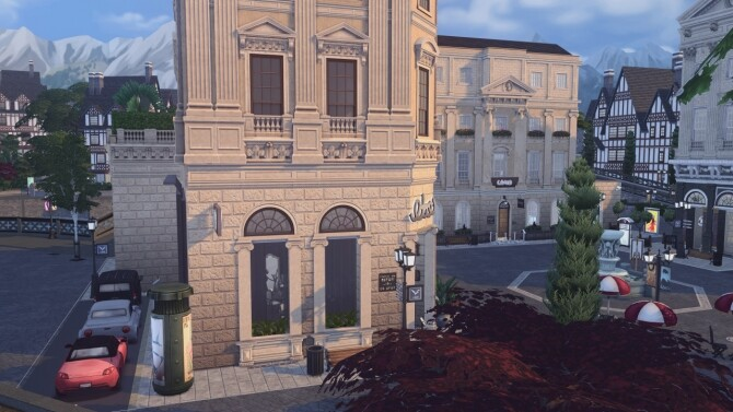 Baker Square Restaurant at Harrie image 117 670x377 Sims 4 Updates