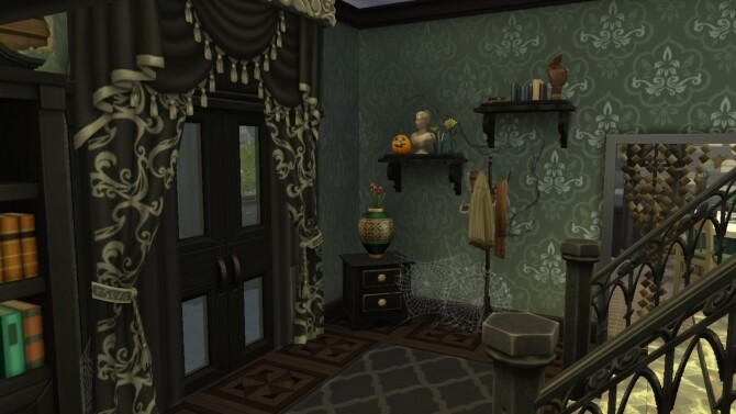 Tudor Vampirique home by xmathyx at Mod The Sims image 11715 670x377 Sims 4 Updates