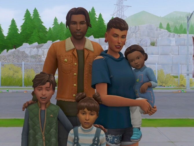 Eco Lifestyle CAS family at Katverse image 1174 670x503 Sims 4 Updates