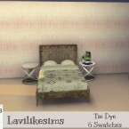 Tie Dye wallpaper by lavilikesims