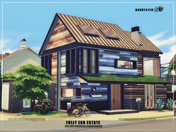 Fully Eco Estate by Danuta720