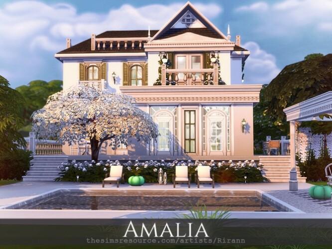 Amalia house by Rirann