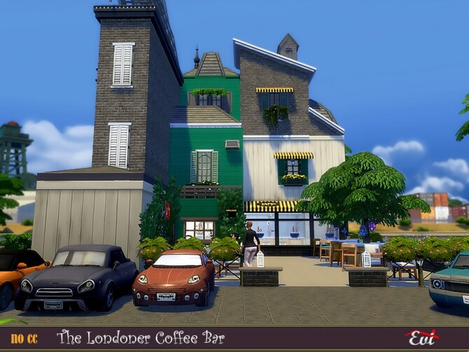 The Londoner Bar by evi at TSR image 12220 670x503 Sims 4 Updates