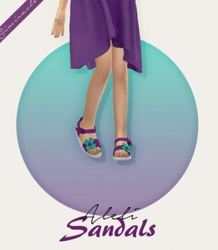 Aleli Sandals Kids Version 3T4