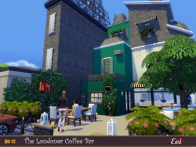 The Londoner Bar by evi at TSR image 12319 670x503 Sims 4 Updates