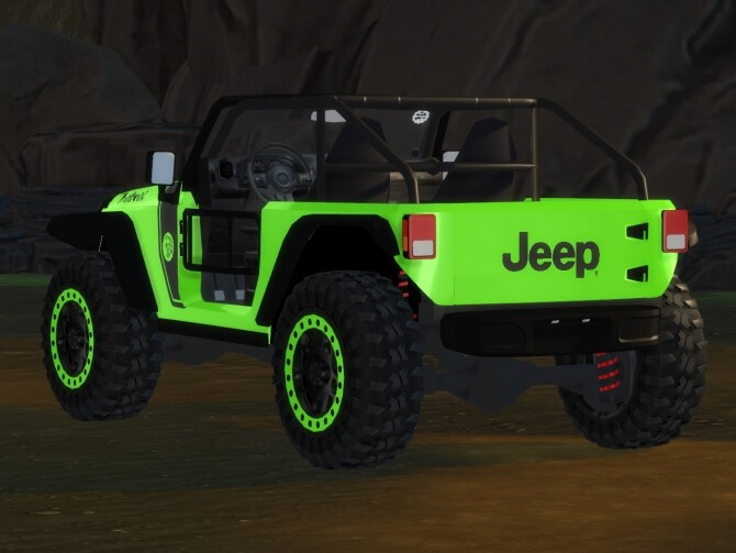2017 Jeep Trailcat at Tyler Winston Cars image 1237 670x503 Sims 4 Updates