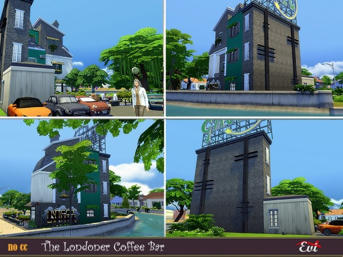 The Londoner Bar by evi at TSR image 12420 670x503 Sims 4 Updates