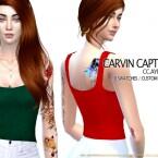 Ayden Top by carvin captoor