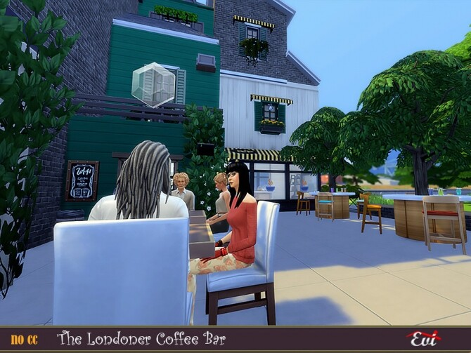 The Londoner Bar by evi at TSR image 12520 670x503 Sims 4 Updates