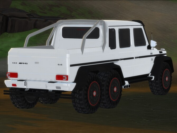 2014 Mercedes Benz G63 AMG 6x6 at Tyler Winston Cars image 1257 670x503 Sims 4 Updates