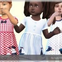 Dress Toddler by bukovka