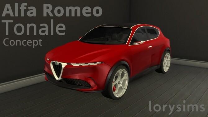 Alfa Romeo Tonale Concept by LorySims