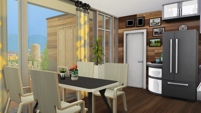 ECO FRIENDLY ROOMMATES HOUSE at Aveline Sims image 12820 670x377 Sims 4 Updates