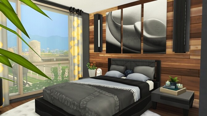 ECO FRIENDLY ROOMMATES HOUSE at Aveline Sims image 12919 670x377 Sims 4 Updates