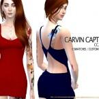 Kayle G dress by carvin captoor