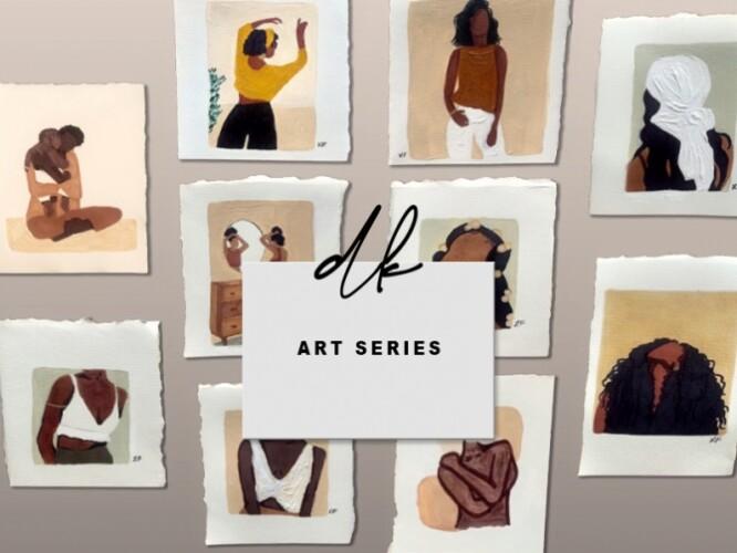 Art Series by DK Sims