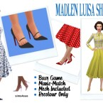 MADLENS LUISA SHOES