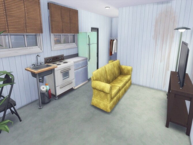 Trailer Park NoCC by LilaBlau at TSR image 1340 670x503 Sims 4 Updates