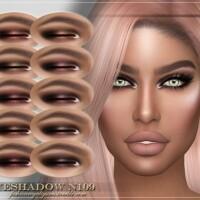 FRS Eyeshadow N109 by FashionRoyaltySims