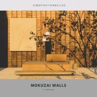 Mokuzai walls