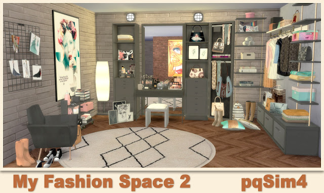 My Fashion Space 2 at pqSims4 image 13812 Sims 4 Updates