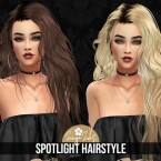 SPOTLIGHT and MARIELLE hairstyles