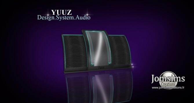 YUUZ HI-FI Audio System