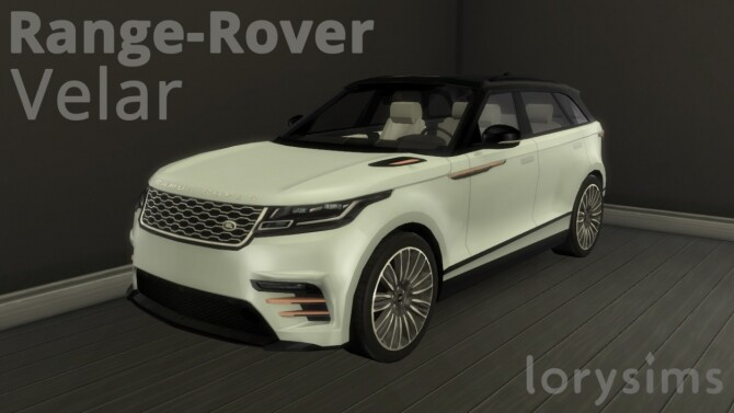 Range-Rover Velar by LorySims