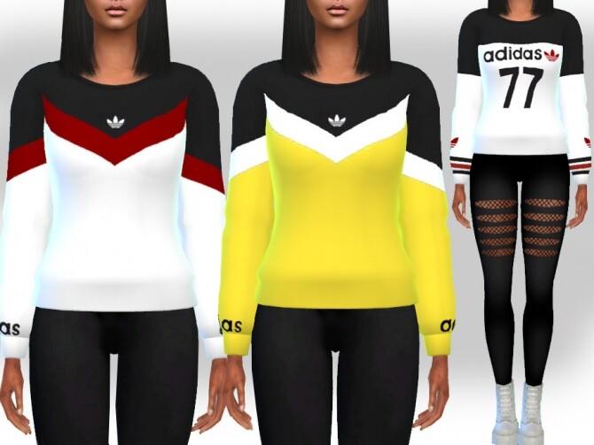 Sims 4 Athletic and Casual Sweats by Saliwa at TSR