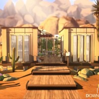 Desert Eco House
