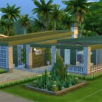 The Mulholland Drive Mid-Century Modern Home by DominoPunkyHeart