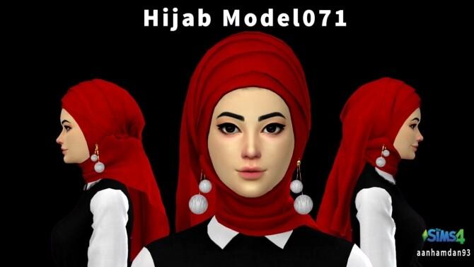 Hijab Model 071 & Deluna Longdress at Aan Hamdan Simmer93 image 14218 670x377 Sims 4 Updates