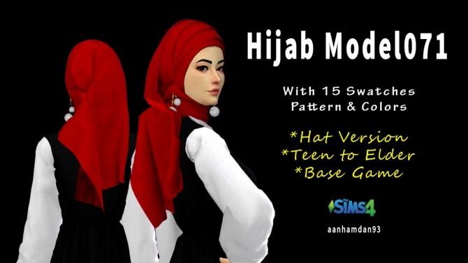 Hijab Model 071 & Deluna Longdress at Aan Hamdan Simmer93 image 143161 670x377 Sims 4 Updates