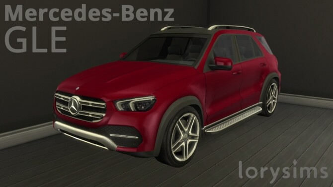 Mercedes-Benz GLE by LorySims