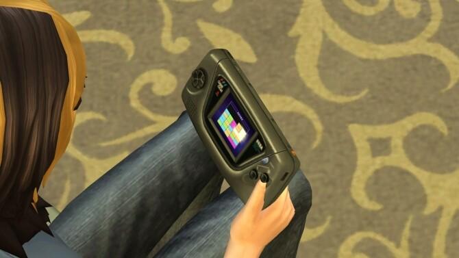 Usable SEGA Game Gear console by LightningBolt