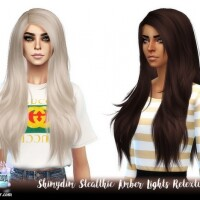 Stealthic Amber Lights Hair Retexture Naturals Unnaturals