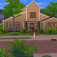 Bainbridge house by SimplySimlish